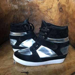 wedges sneakers shoes