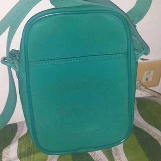 Lacoste Sling Bag Green