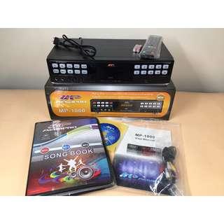 Megapro MP-1000 DVD Multimedia Player