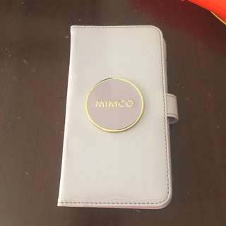 Mimco iPhone 6+ Case Amethyst