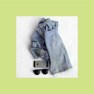 Short Pants Denim Mc Jagger