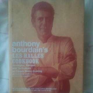 Anthony Bourdain's Les Halle's Cookbook