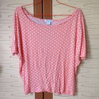 Cotton On Pink TShirt
