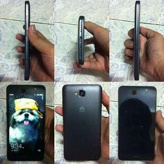 Huawei y6 pro globelocked