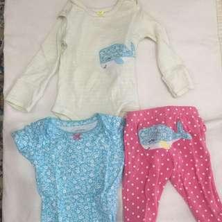 Carter Newborn Set