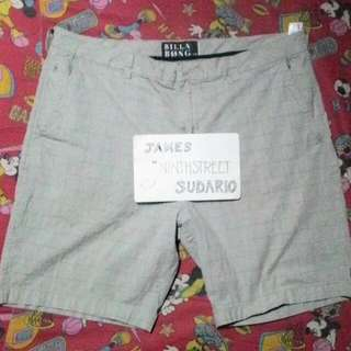 Authentic Billabog Walk Shorts Size 38