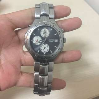 GUESS Stainless Steel - Unisex Watch