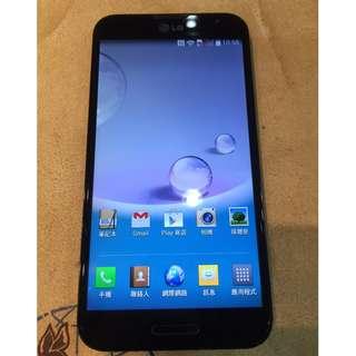 LG PRO HD5.5吋 盒裝配件全新 支援4G 北市自取1800