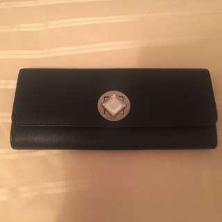 ALDO Black Clutch Bag