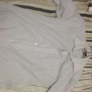 Reserve Brand Medium 39/40 Size Shirt