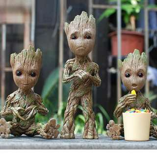 Guardians Of The Galaxy 2 Groot Figure