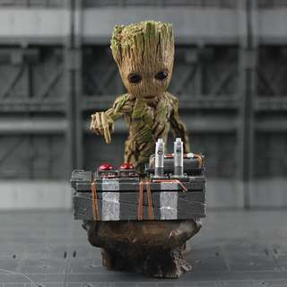 Guardians of the Galaxy 2 Groot Statue