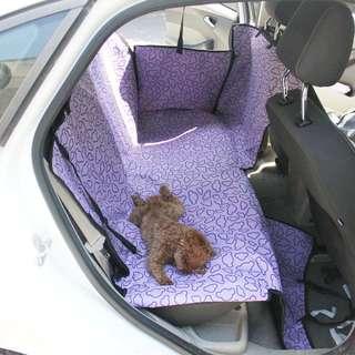 [Hari Raya]Free Shipping!!!! Car Rear Back Seat Cover for Pets