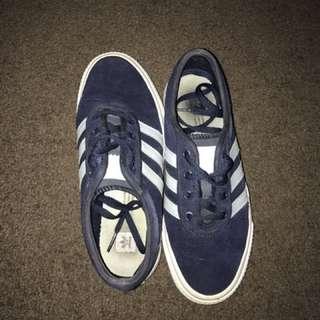 Dark Blue Adidas Originals