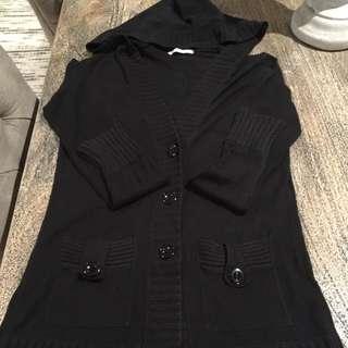 Black Cardigan Small
