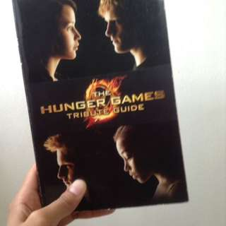The Hunger Games Tribute Guide & Mockingjay By Suzanne Collins