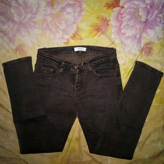 Jeans Brown  Number 61