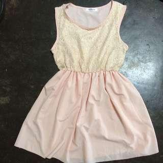 Used: Pink Dress