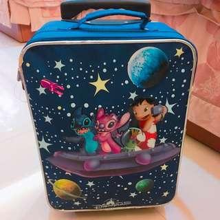 🚚 香港迪士尼 史迪奇 小登機箱