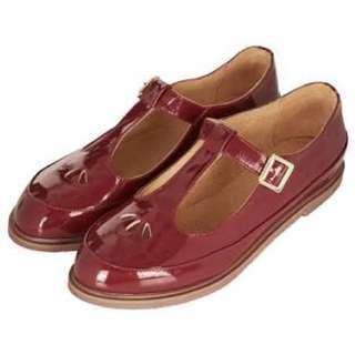 TOPSHOP Martie T Bar Shoes