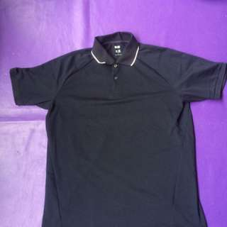 polo tshirt uniqlo