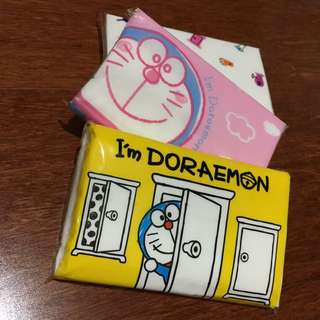 Exclusive Doraemon Tissue Set