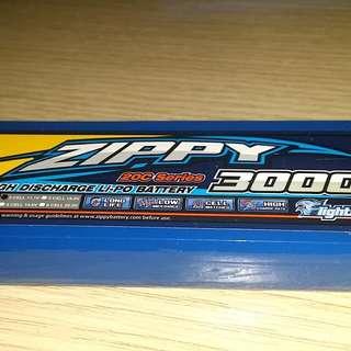 Zippy Lipo Battery 20c 3 Cells 11.1v 3000mah