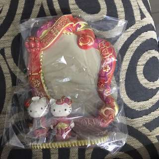 hello kitty wedding photo frame(original sanrio)