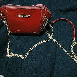 Chic bag (Michaela) In red