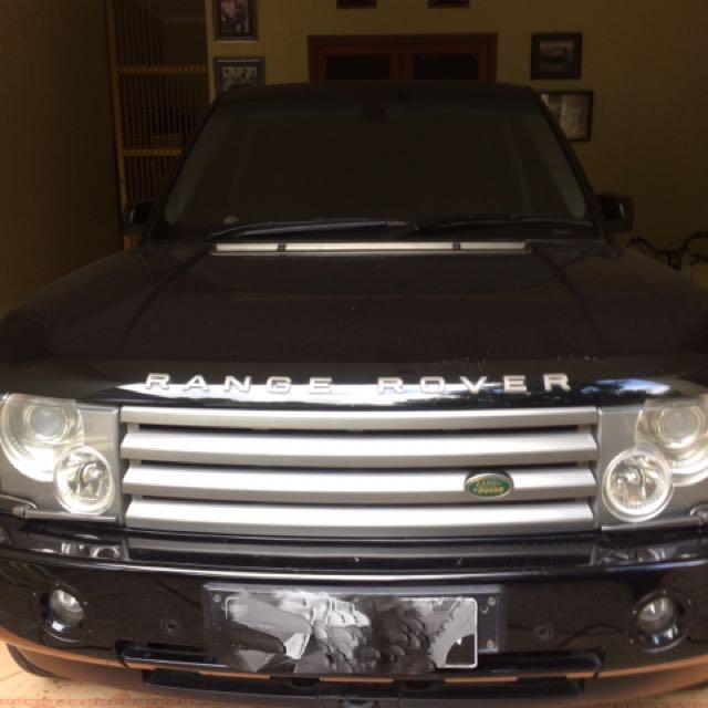 2006 Range Rover Hse Engine