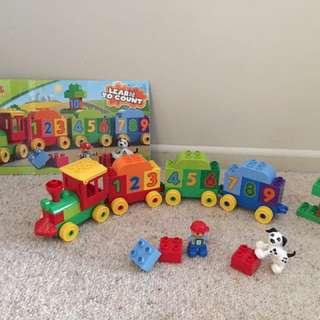 Duplo Train