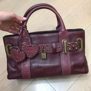 Luella Genuine Leather Handbag