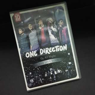 """ONE DIRECTION """"Up All Night Tour"""""""