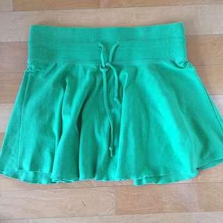 ⭐️Green Skirt