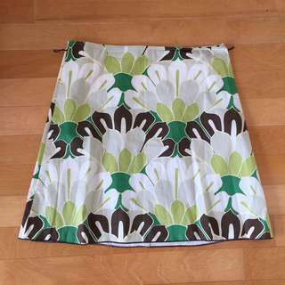 ⭐️ Print Skirt