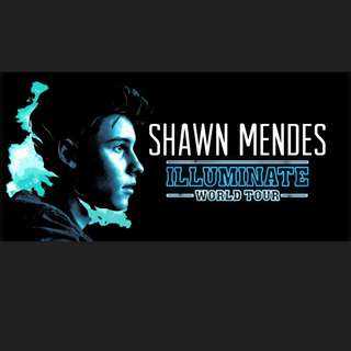 2X TICKETS TO SHAWN MENDES