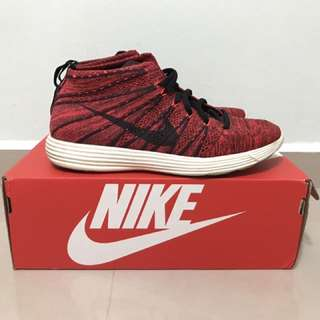 Nike Flyknit Chukka University Red