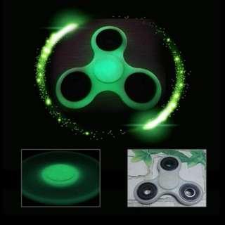 Fidget Spinner - Glow In Dark