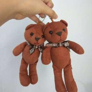Twin Teddy Bear from Teddy Bear Safari Korea.