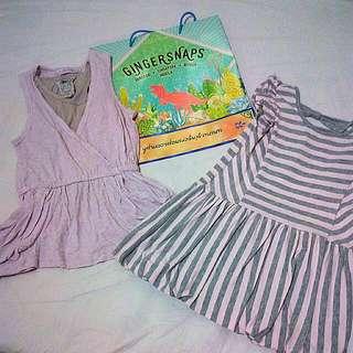 Toddler Dresses (2 pcs)