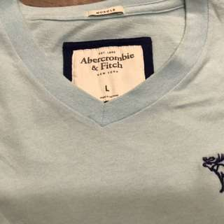 Abercrombie & fitch短袖 T Shirt