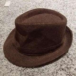 Fedora Hat / Topi Fedora