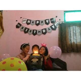 Free!!! Happy Birthday GRATIS GRATISSSS Untuk Pembelian 2pcs BARANG PRELOVED KU