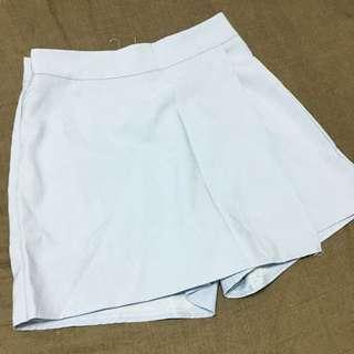 天空藍夏日🏖️短褲裙