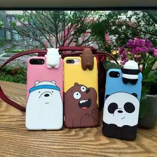 Iphone cases (6/6s; 7+)