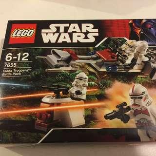 Lego Star Wars 7655 絕版