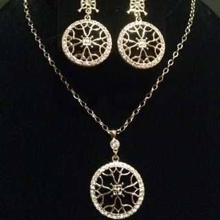 Necklace And Earring Gift Set