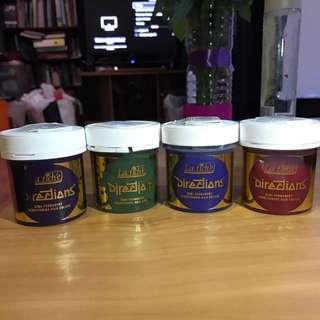 Authentic La Riche Directions Semi-permanent Hair Dye