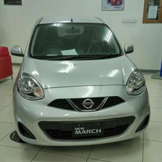 Nissan MARCH 1.2 DP 5jtaan