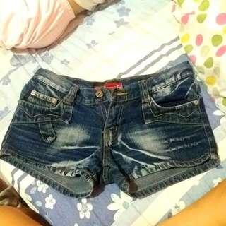 Preloved Denim Shorts ❤